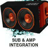 Car Sub & Amp Kit Integration Guide
