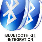 Car Blutooth Handsfree Kit Integration Guide